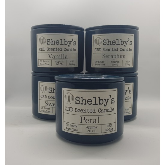 Shelby/'s For Her Candle 20cl